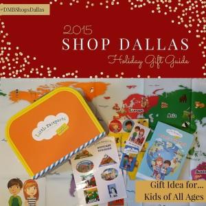 Shop Dallas Little Passports