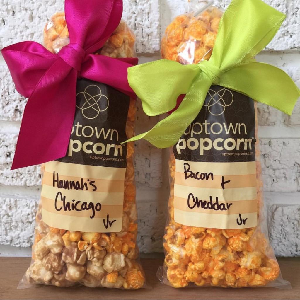 gourmet popcorn, uptown popcorn, gift, dallas blogger,