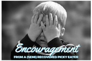 Encouragement picky eater