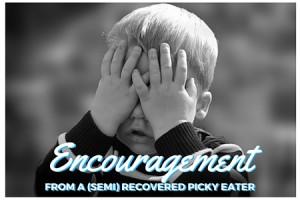 Encouragement picky eater