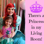 There's a Princess in my Living Room!