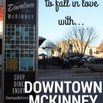 Four Reasons to Fall in Love with Downtown McKinney