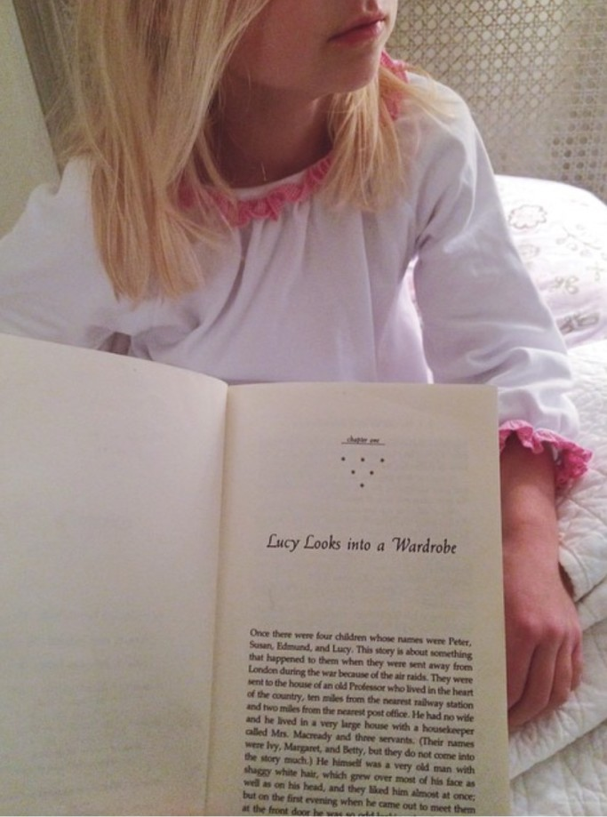 classical education, c.s. lewis, chronicles of narnia, eyelet and ivy, dallas moms blog