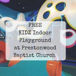 The MECCA of Indoor {FREE} Playgrounds!