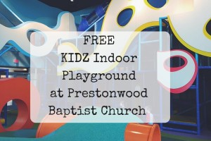 FREEKIDZ Indoor Playgroundat Prestonwood