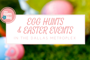 Featured Slide - Dallas Moms Blog Egg Hunts