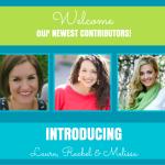 Meet Dallas Moms Blog's Newest Contributing Team:: Rachel, Melissa, & Laura