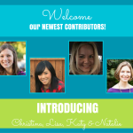 Meet Dallas Moms Blog's Newest Contributing Team:: Katy, Christina, Natalie, & Lisa