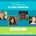 Meet Dallas Moms Blog's Newest Contributing Team:: Katy, Christina, Natalie, & Lisa