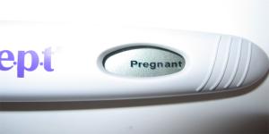 Positive-Pregnancy-Test