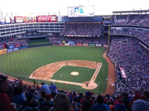 Texas Rangers Ballpark - 5 Ways to Get Outdoors in DFW