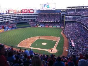 Texas Rangers Ballpark - 5 Ways to Get Outdoors in DFW