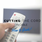 Cutting the Cord on Cable: A How To