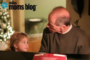 Grandads make excellent story-tellers, as well.