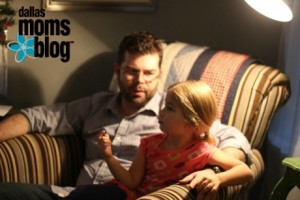 Story telling with Dad