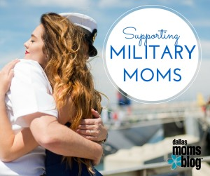 Supporting Military Moms