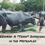 """YEEHAW: A """"Texas"""" Experience in the Metroplex"""