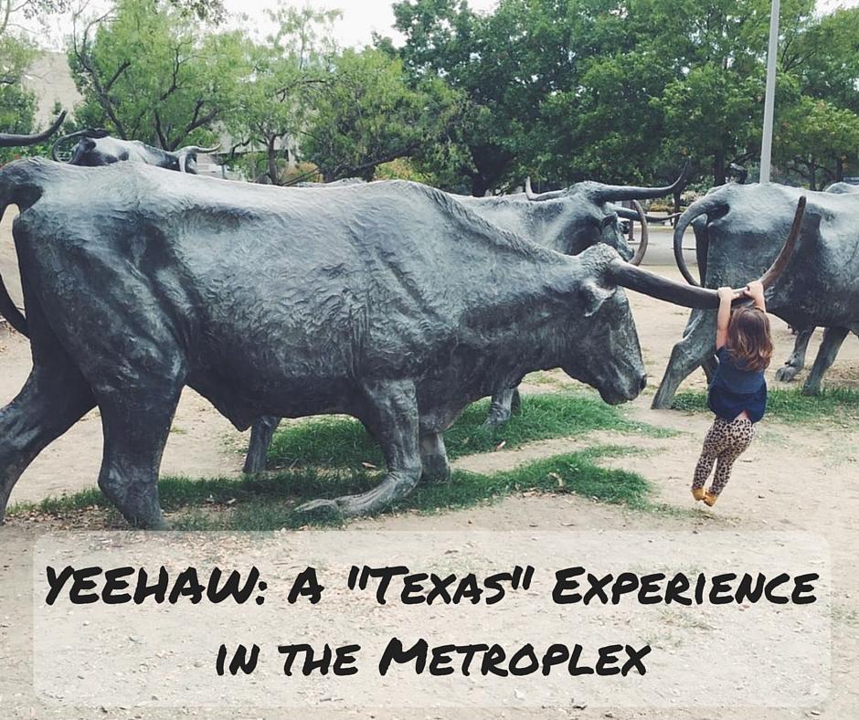 YEEHAW_ Texas Experience in the Metroplex