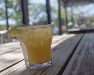 Woodshed Smokehouse - The Colonial Margarita
