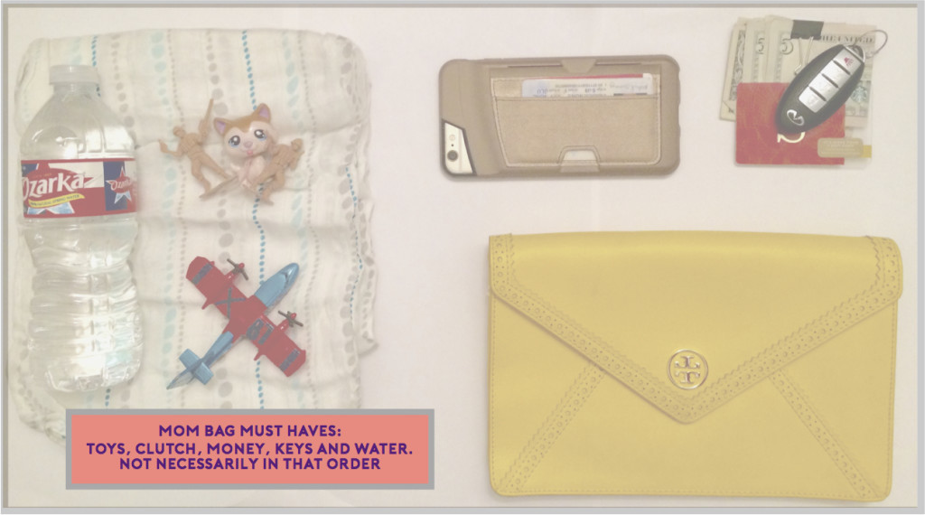 mom bag must haves