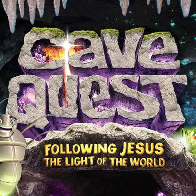 Cave Quest VBS Highland Park UMC Munger Place