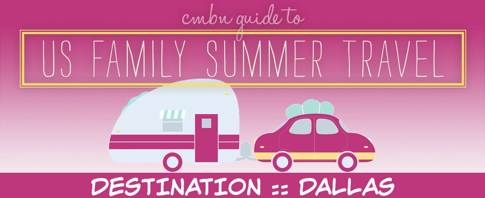 Dallas CMBN Travel Graphic