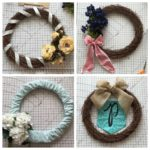 Four Wreath Ideas for the Non-Crafter