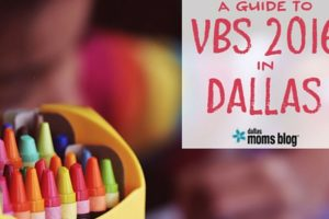 Guide to VBS Featured Slide - Dallas Moms Blog