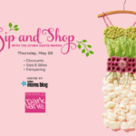 Sip & Shop with The Shops at Park Lane & Dallas Moms Blog