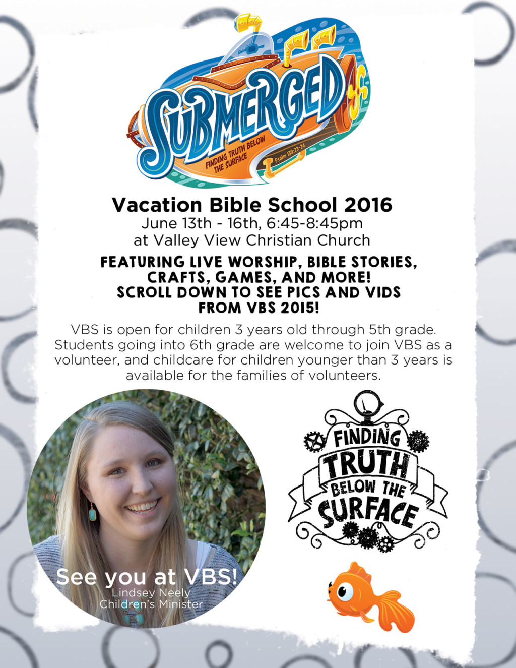 Valley View Christian Church VBS