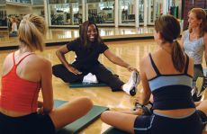Try a class - with all the different options, you're bound to find something you love!