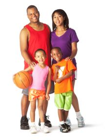 The YMCA: Your family friendly destination for fun and fitness.