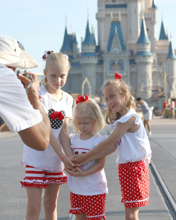 Helpful Thoughts About Disney World
