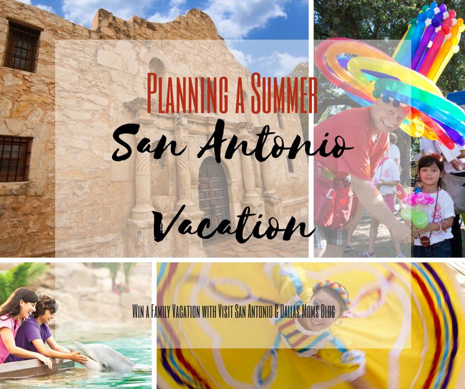 Summer San Antonio Vacation Dallas Moms Blog