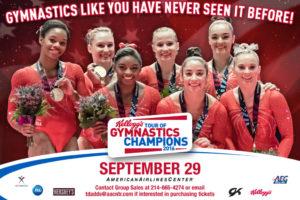USA Gymnastics 2016 8x5