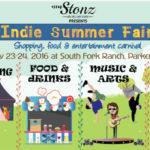 Make Plans for Indie Summer Fair: July 23-24
