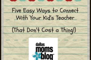 5 ways to connect to teachers