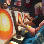 Paint. Drink. Have Fun at Pinot's Palette in Garland
