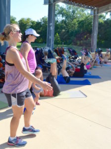DMB - My Secret Workout Weapon - A Baby Boot Camp Review