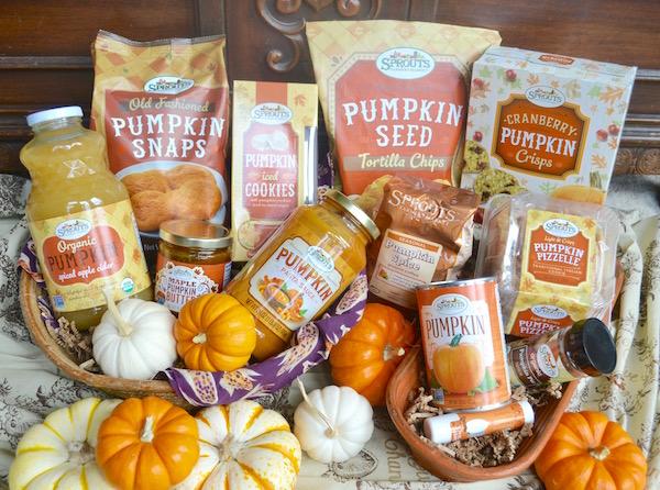 DMB-Sprouts Pumpkin Recipes