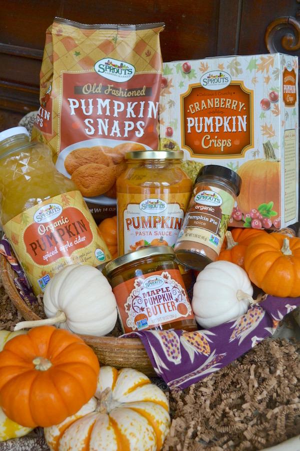 DMB-Sprouts Pumpkin Recipes-Party
