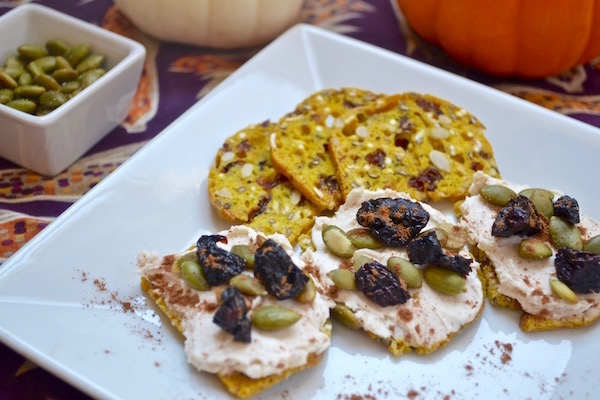 DMB-Sprouts Pumpkin Recipes-Bruschetta