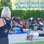 My Secret Workout Weapon :: Baby Boot Camp