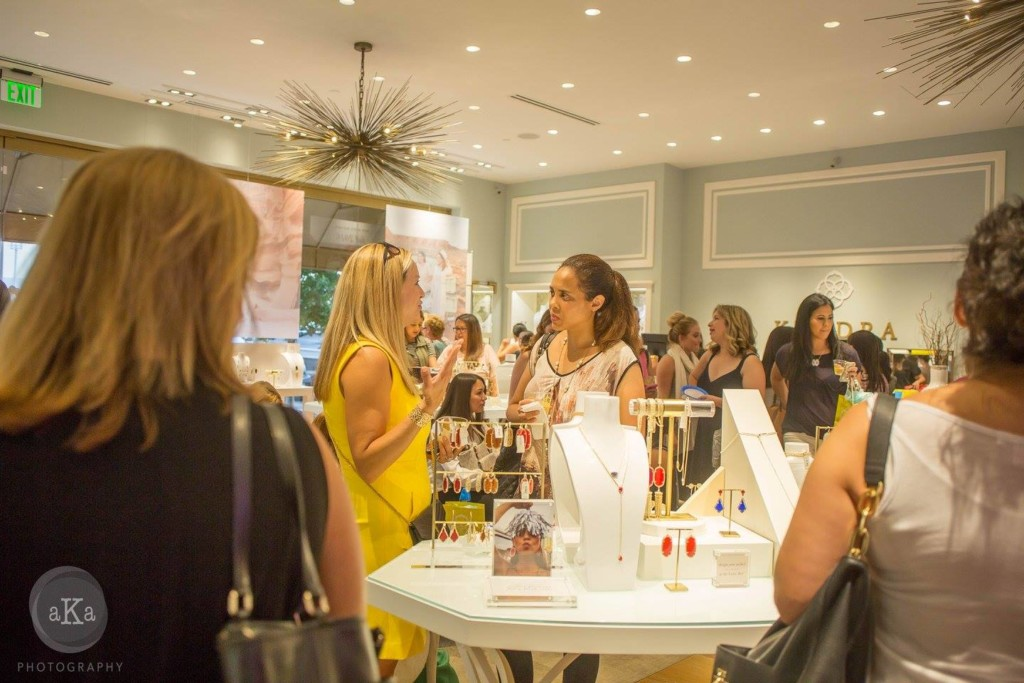 Kendra Scott, Dallas Moms Blog, shoppers