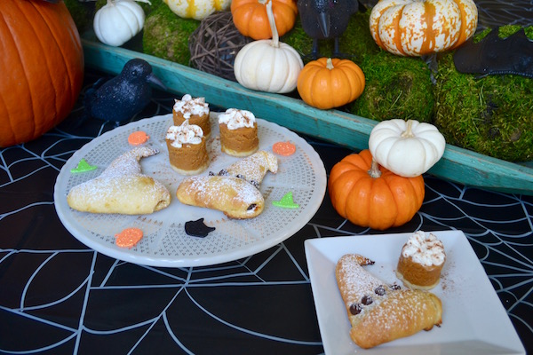 DMB - Kid Friendly Halloween Meal - Desserts