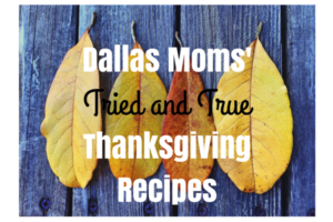 Dallas Thanksgiving Recipes