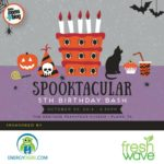 "Dallas Moms Blog's ""Spooktacular"" 5th Birthday Bash :: Celebrate with Us!"