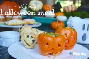 DMB - Kid Friendly Halloween Meal - Feature