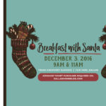 DMB's 2nd Annual Breakfast with Santa {Ticket Details Inside!}