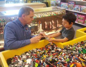 Dallas Bricks LEGO store Dallas Moms Blog